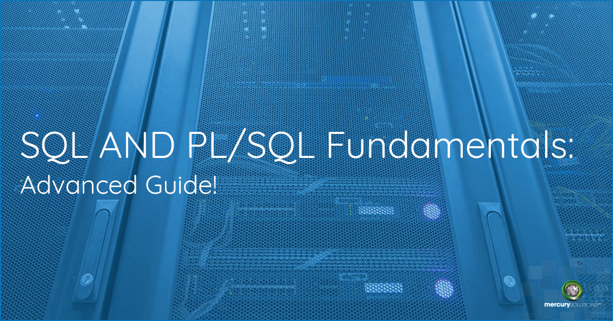 SQL and PL/SQL Fundamentals You Need To know!