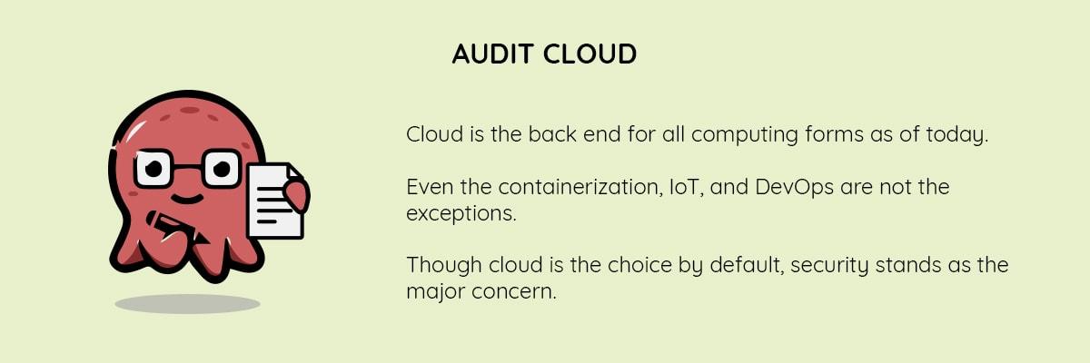 audit cloud