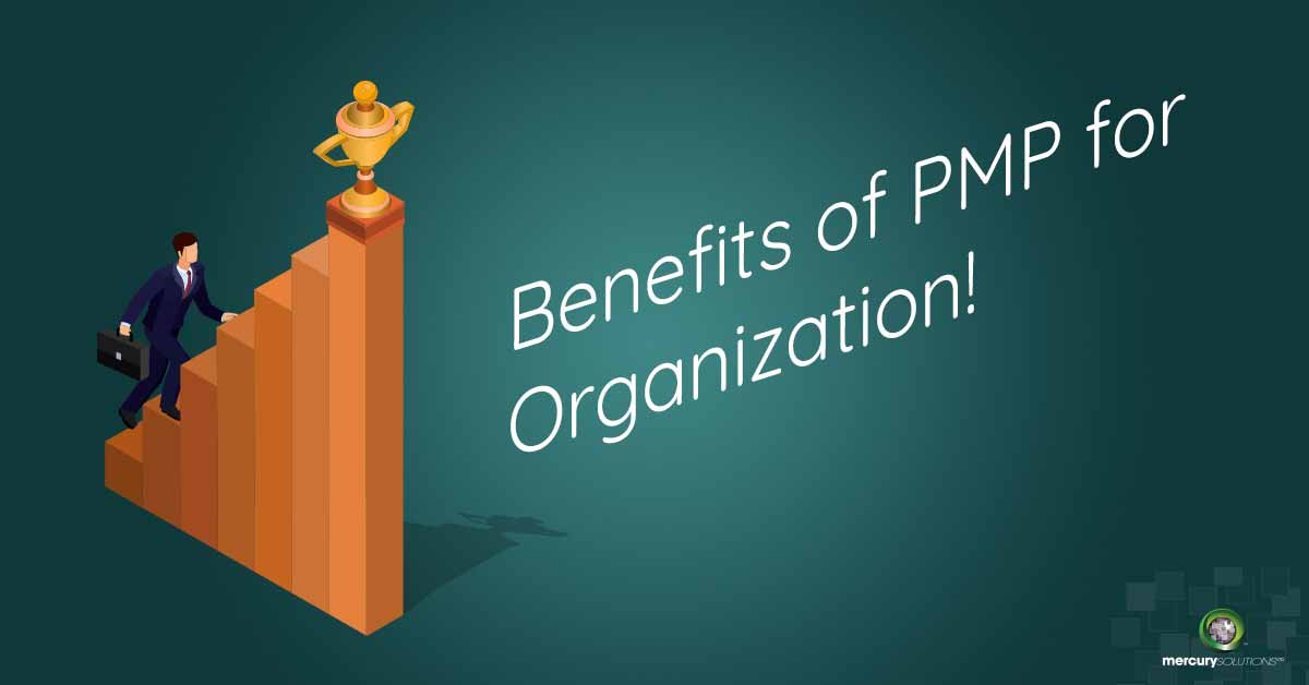 Top 6 Benefits of PMP Certification To Organization - Mercury Solutions