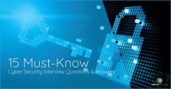 15 Must-Asked Cyber Security Interview Questions and Answers