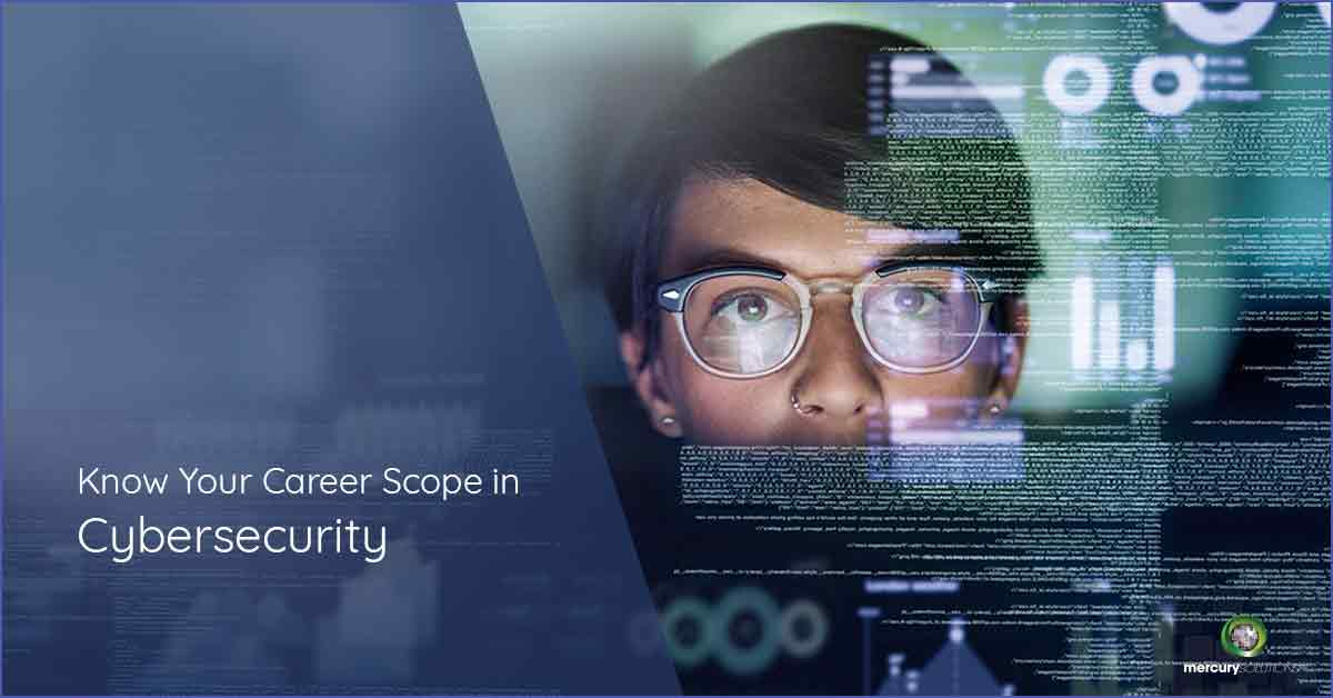 Know Your Career Scope in Cybersecurity [Infographics]