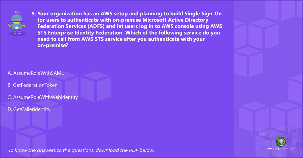 Cheat Sheet] Top 21 AWS Certified Solutions Architect