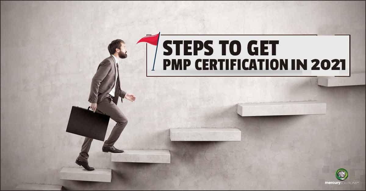 Top 5 Steps to Get PMP Certification in 2019