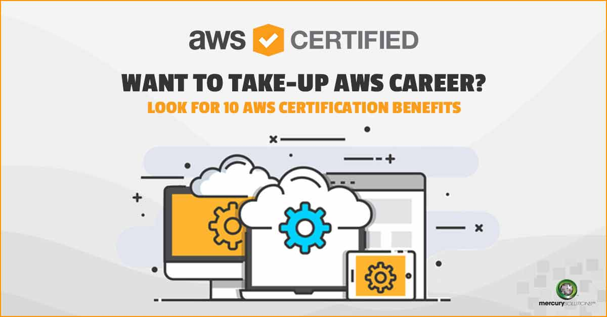 [AWS Benefits] Winning Benefits of AWS Certification