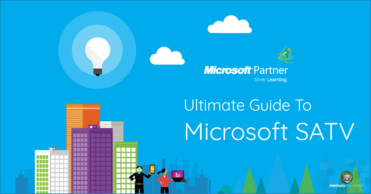 Ultimate Guide To Microsoft SATV [Benefits, Eligible Courses, How to redeem]