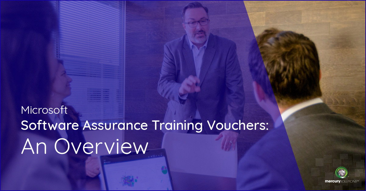 Microsoft Software Assurance Training Vouchers (SATV): An Overview