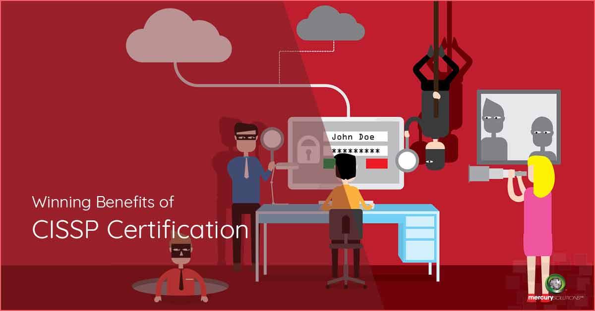 [CISSP Benefits] Winning Benefits of CISSP Certification