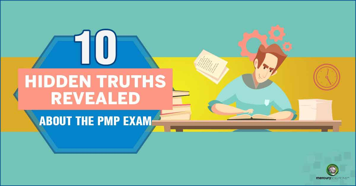 10 Hidden Truths that You Must Know to Crack PMP Exam