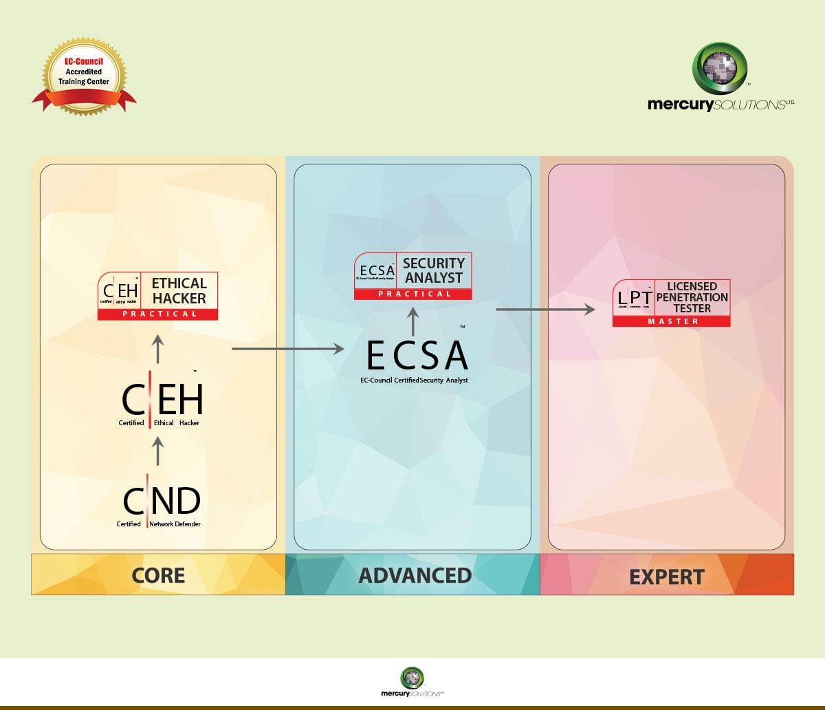 EC-Council VAPT Learning Path